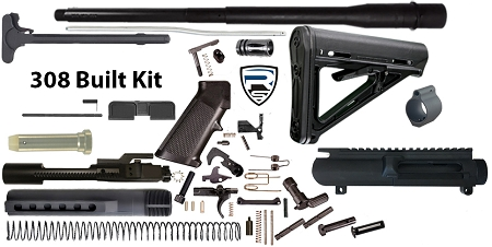 308 Complete Rifle Build Kit - 7 62 x 51 Nato - DPMS Pattern