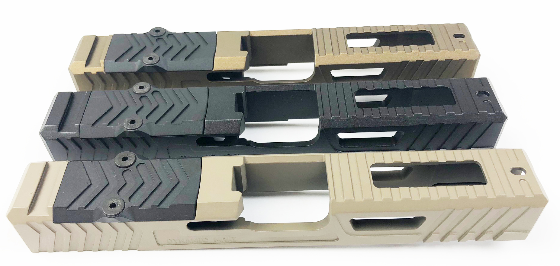 Dynamic Weapons Solutions - Glock 19 Gen 3 MRKI