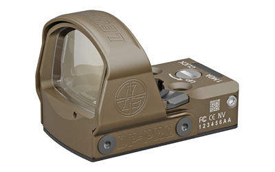 Leupold DeltaPoint Pro NV 2.5 MOA Dot Sight - FDE