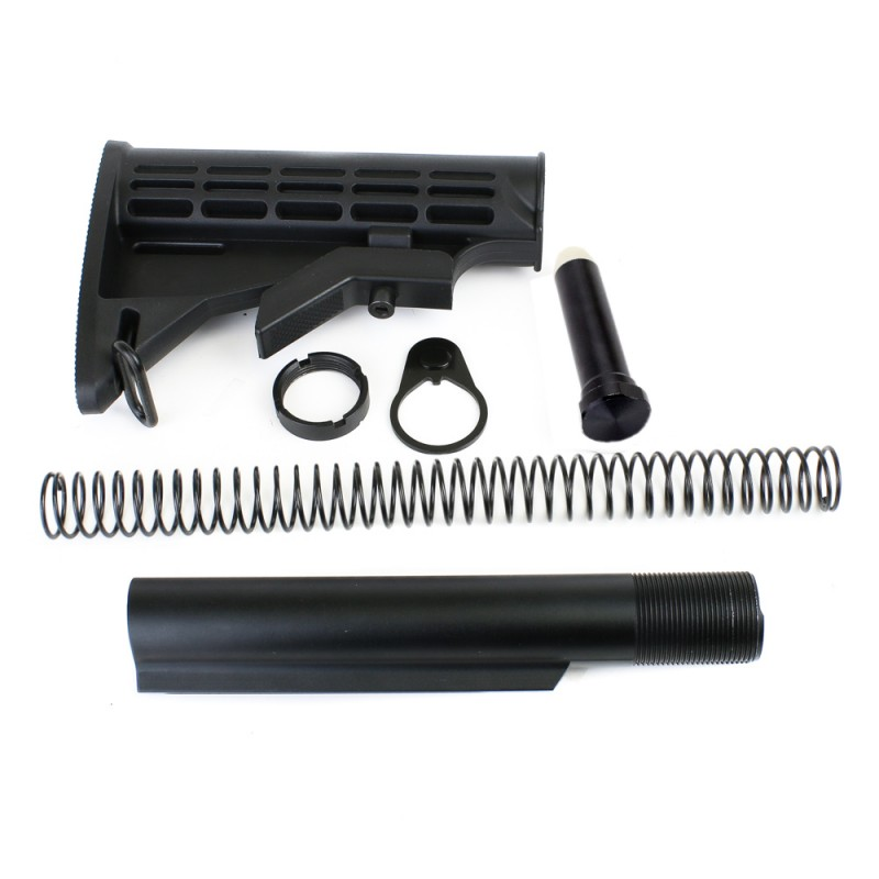 Carbine Buffer Tube Kit w/ M4 Stock