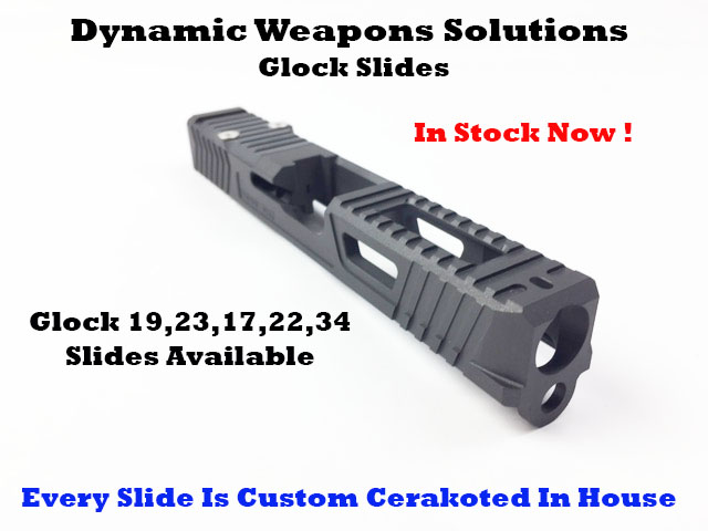 Dynamic Weapons Solutions - Glock 19 Gen 4 MRKI