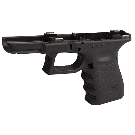 Glock 26 Gen 3 Stripped Frame - Color Options