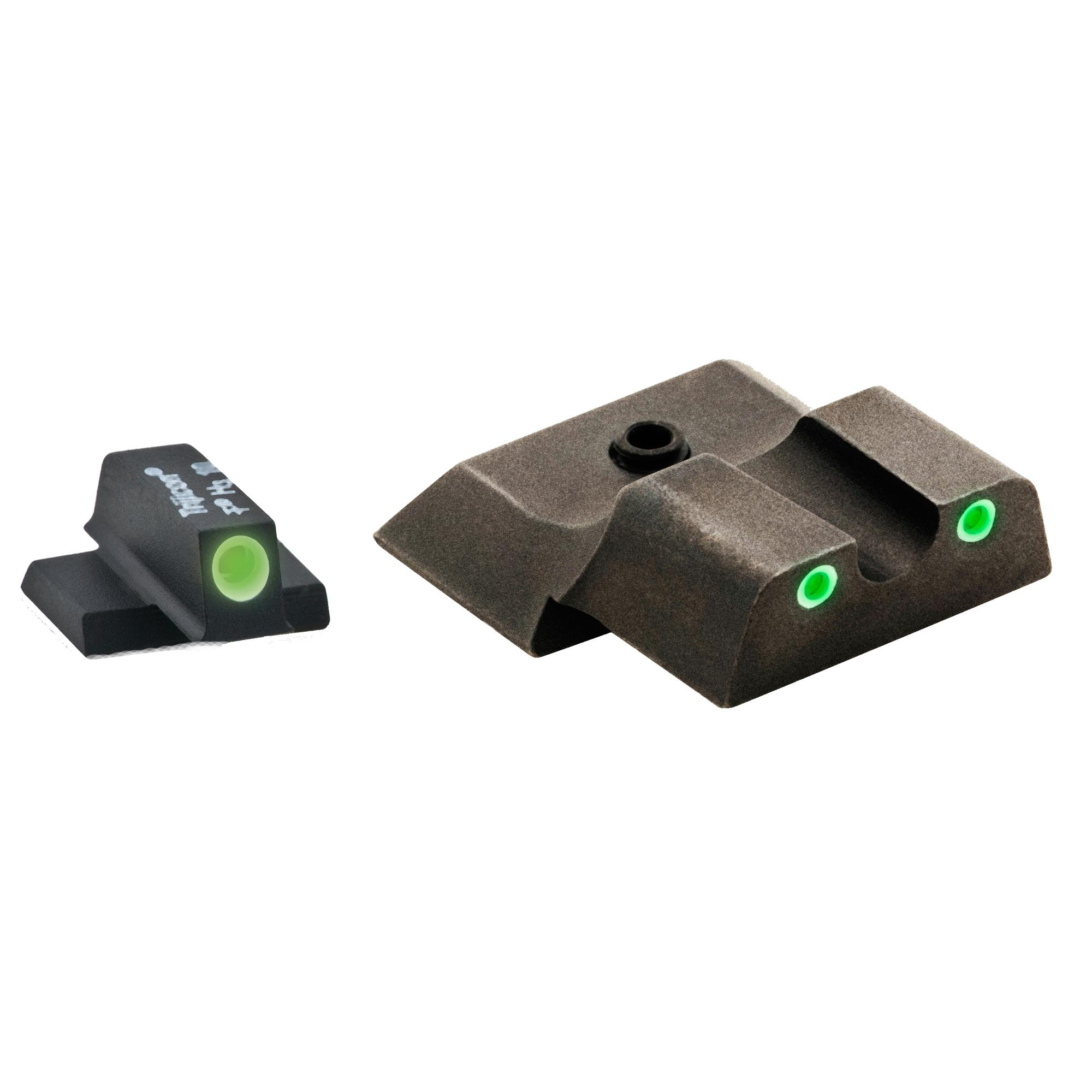 Ameriglo S&w M&p Shield 3dot Tritium