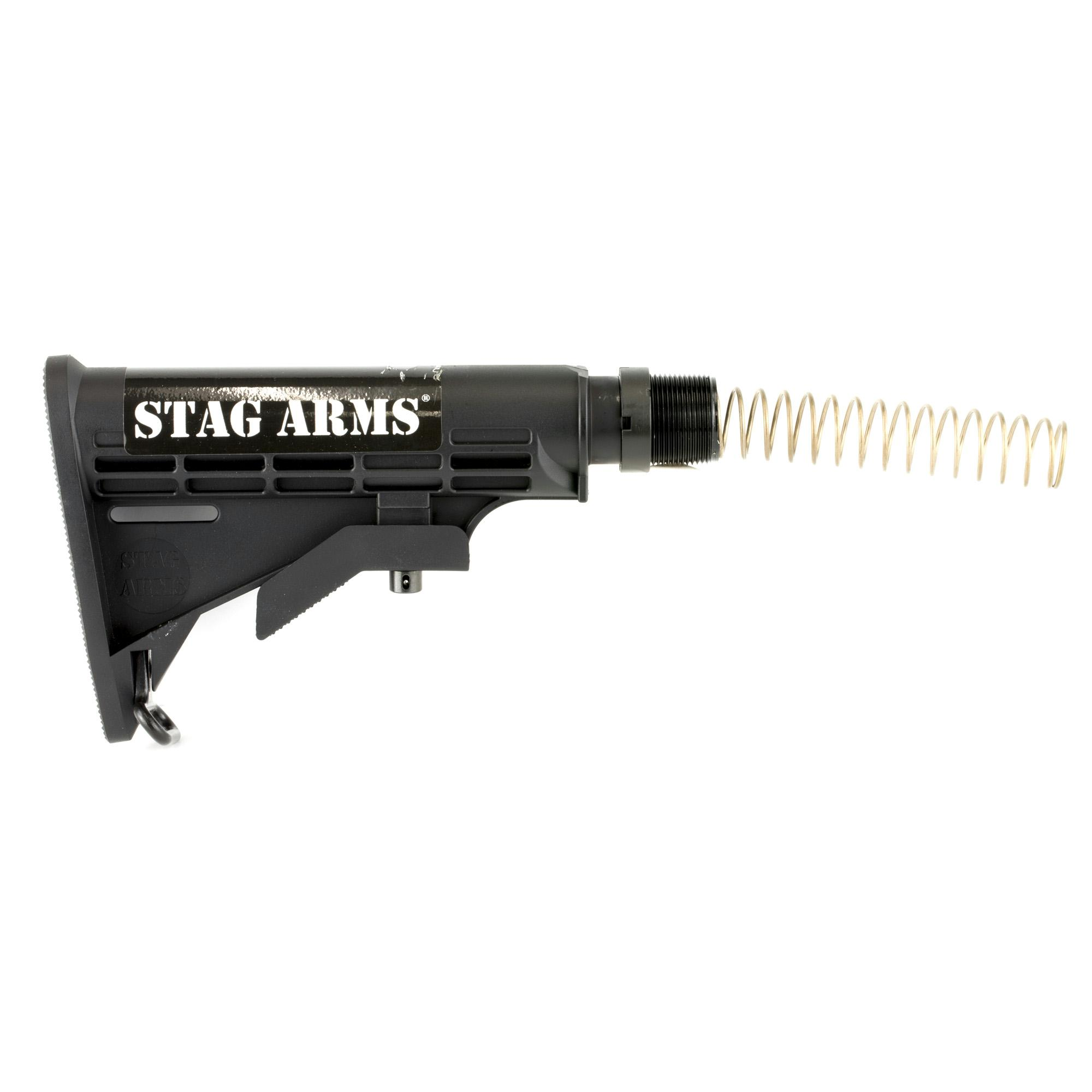 Stag Tactical Stock Kit Black