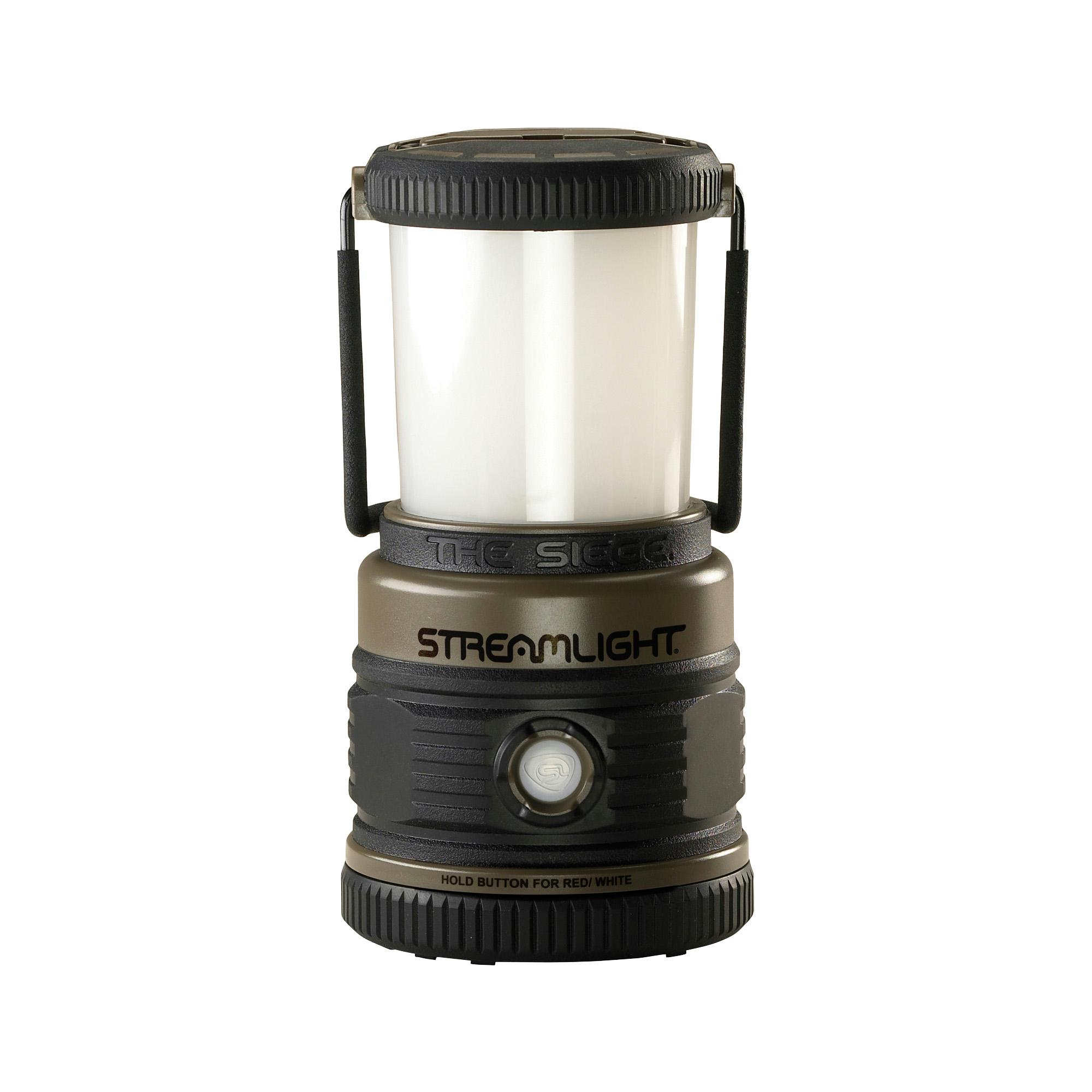 Streamlight Siege 340 Lumen Lantern Coyote Brown