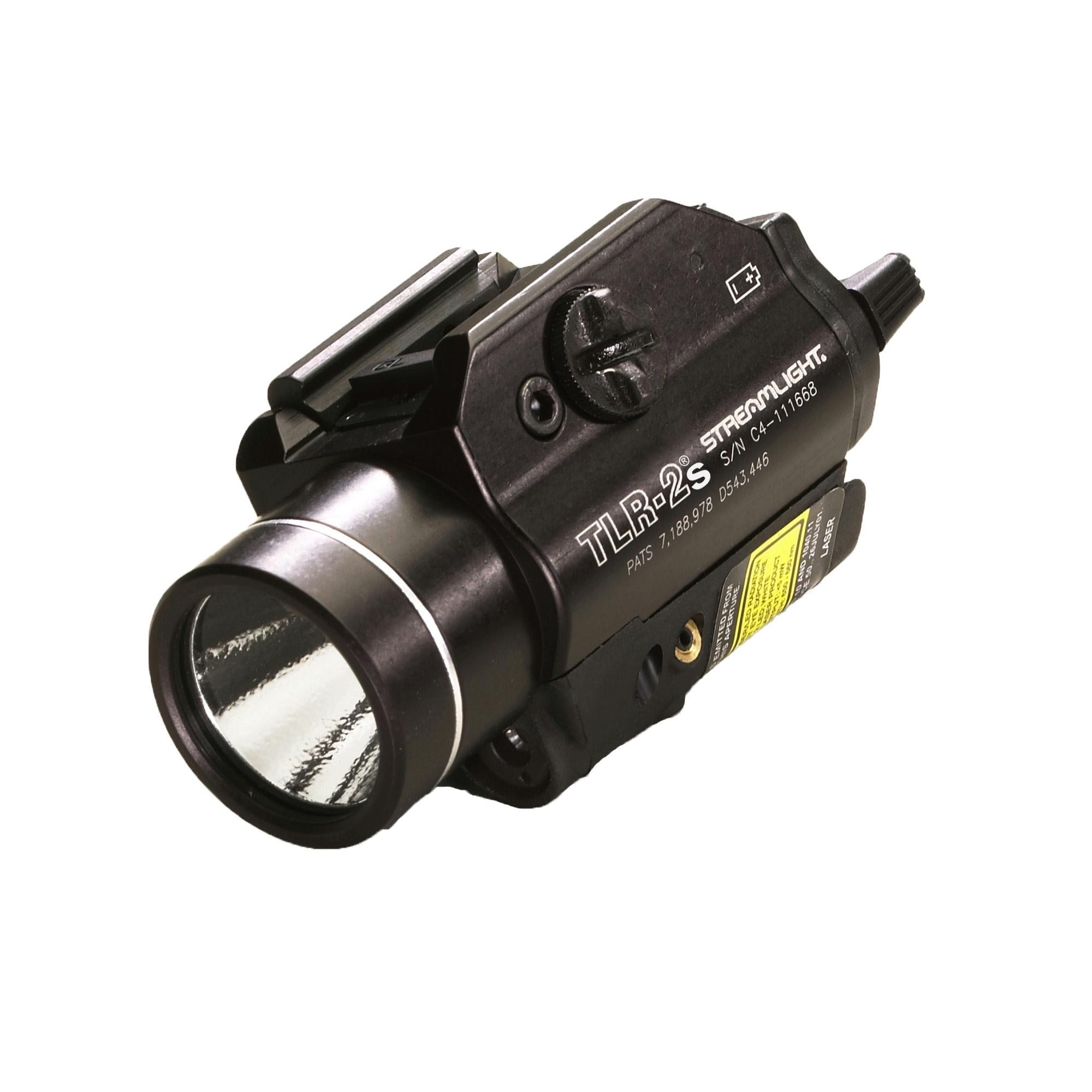 Streamlight TLR-2 Tactical Light w/ Strobe and Laser