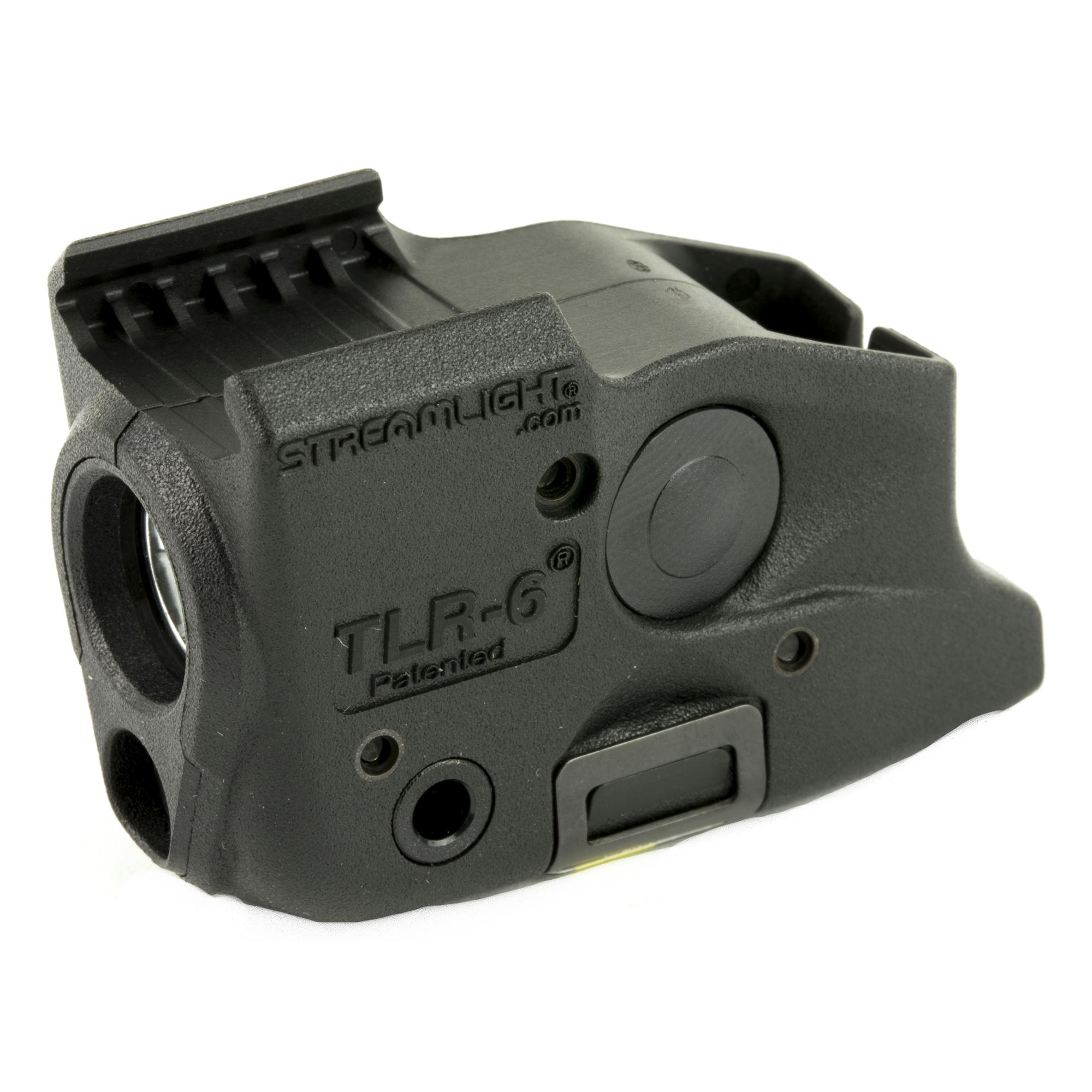 Streamlight TLR-6 Rail Mount For Glock 17, 22, 19, 23
