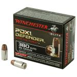 Win Defender 380acp 95 Grain Weight Jhp 20/200