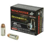 Win Defender 45acp 230 Grain Weight Jhp 20/200