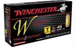 Win W Train 45acp 230 Grain Weight Fmj 50/500