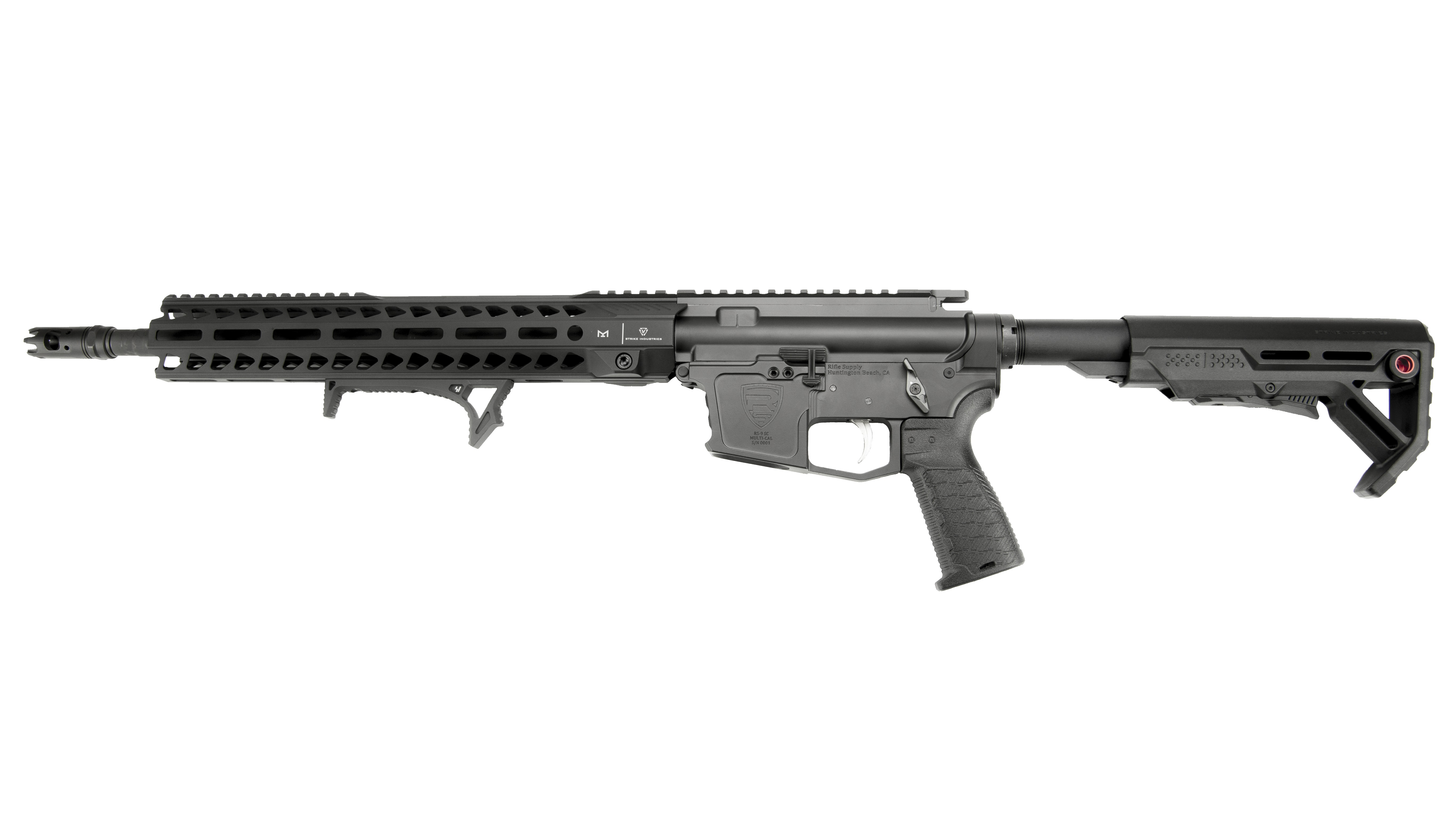 Rifle Supply RS9-STC 9mm Glock Dedicated Carbine Rifle - Enhanced