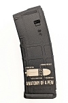 Anatomy of a Pew Engraved Magazine - PMAG M2 5.56 30RD