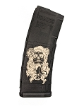 Miss Sugarskull Engraved Magazine - PMAG M2 5.56 30RD