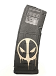 Deadpool Engraved Magazine - PMAG M2 5.56 30RD