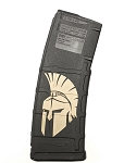 Spartan Engraved Magazine - PMAG M2 5.56 30RD