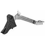 Agency Arms Drop-In Trigger | Glock 43 | Flat | Black