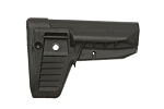 BCM Gunfighter Stock Mod 1- Black - SOPMOD - Compartment