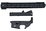 Rifle Supply Builder Set | Black Cerakote | Small Crest