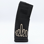 Fuck 2020 Engraved Magazine - PMAG M2 5.56 30RD
