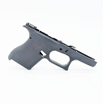 Glock 43 Stripped Frame - Factory Gray Frame