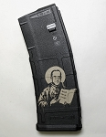 Judge Benitez Liberator Engraved Magazine - PMAG M2 5.56