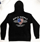 Rifle Supply | 4th of July Hoodie - Black