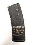 Liberal Guide to Guns - PMAG M2 5.56