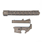 Rifle Supply Builder Set | FDE Cerakote | Small Crest