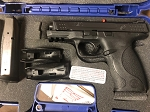 Smith and Wesson M&P 45  w/ 1 x 10rd Mag - Used - Not On CA Roster