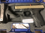 Smith and Wesson M&P 45  FDE w/ 1 x 10rd Mag - Used