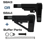SB Tactical | Pistol Brace Kits