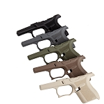 Glockstore SS80 Glock 43 80% Frame with Jig Kit - Color Options