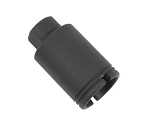 Guntec Slim Flash Can Muzzle Device - Short