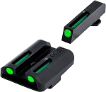 TRUGLO TFO Tritium/Fiber-Optic Sights | Glock 17/17L, 19, 22, 23, 24 ...
