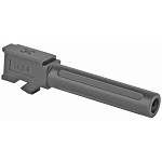 True Precision Barrel | Glock 19 | Non-Threaded | Black Nitride