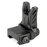 UTG Flip-Up Front Sight | Low Profile | AR15 | Picatinny Fit | Black