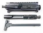 Milspec AR15 Upper Receiver w/ Forward Assist, Dust Cover, Charging Handle and BCG