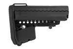 VLTOR Weapon Systems - AEB-M Enhanced Modular Mil-Spec Stock, Black