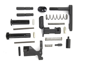Anderson Lower Parts Kit - No Fire Control Group