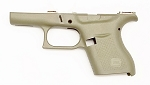Glock 43 Stripped Frame - Factory Battle Field Green BFG