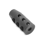 Competition Style 7.62 Muzzle Brake