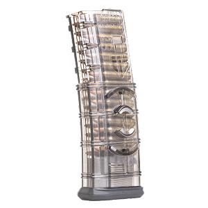 ETS AR15 Magazine | With Coupler | 30RD Smoke