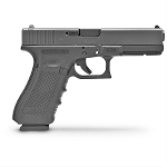 Glock 17 Gen 4 Full Size 9mm Pistol - 17+1 Capacity