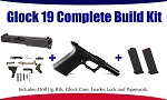 Glock 19 Polymer80 9mm Complete Build Kit