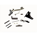 Lone Wolf Enhanced Glock Lower Parts Kit for Full Size - Fits 17, 22, 34,