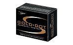 CCI/Speer Gold Dot 9mm +P 124GR HP