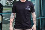 Rifle Supply Next Level T-Shirt - Black