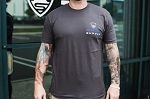 Rifle Supply Next Level T-Shirt - Gray