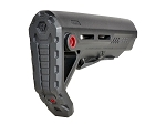 Strike Viper Mod 1 Stock - Black / Red