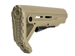 Strike Viper Mod 1 Stock - FDE / Black